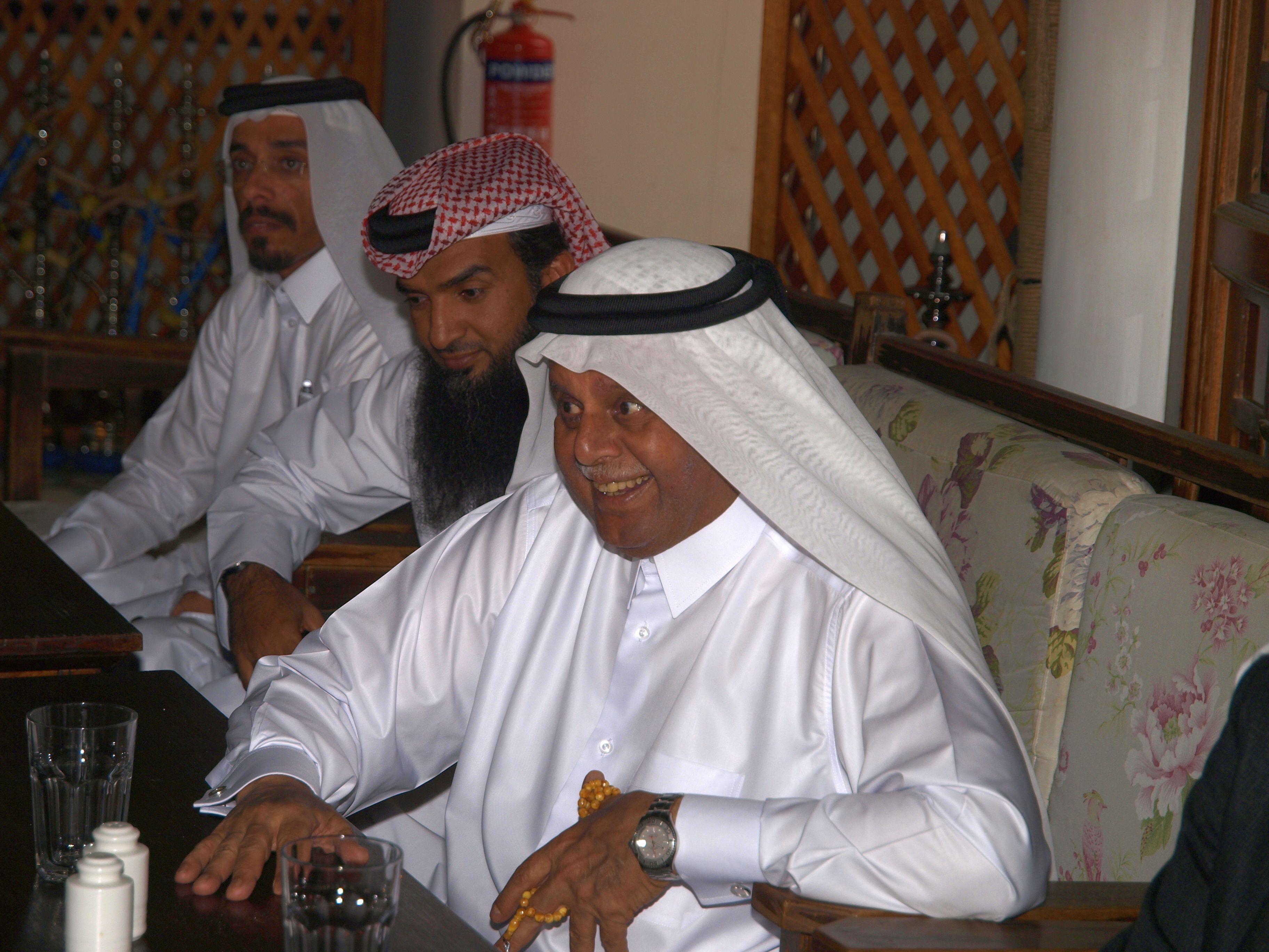 H E Abdullah bin Hamad Al Attiyah, A71AU