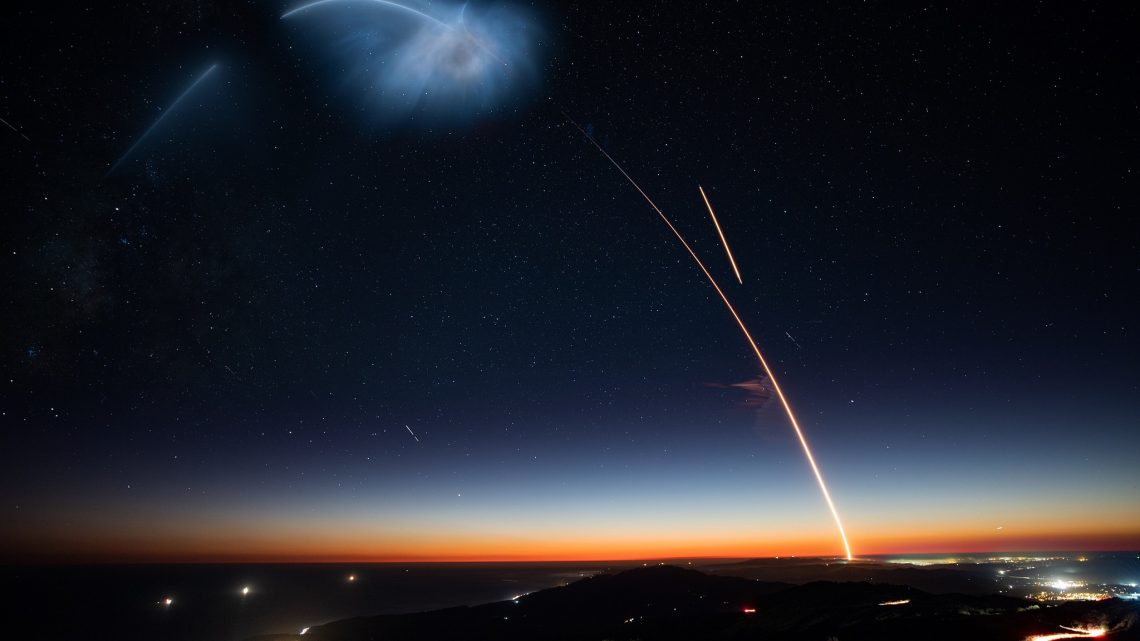 Official SpaceX Photo, SAOCOM 1A Mission, Public Domain