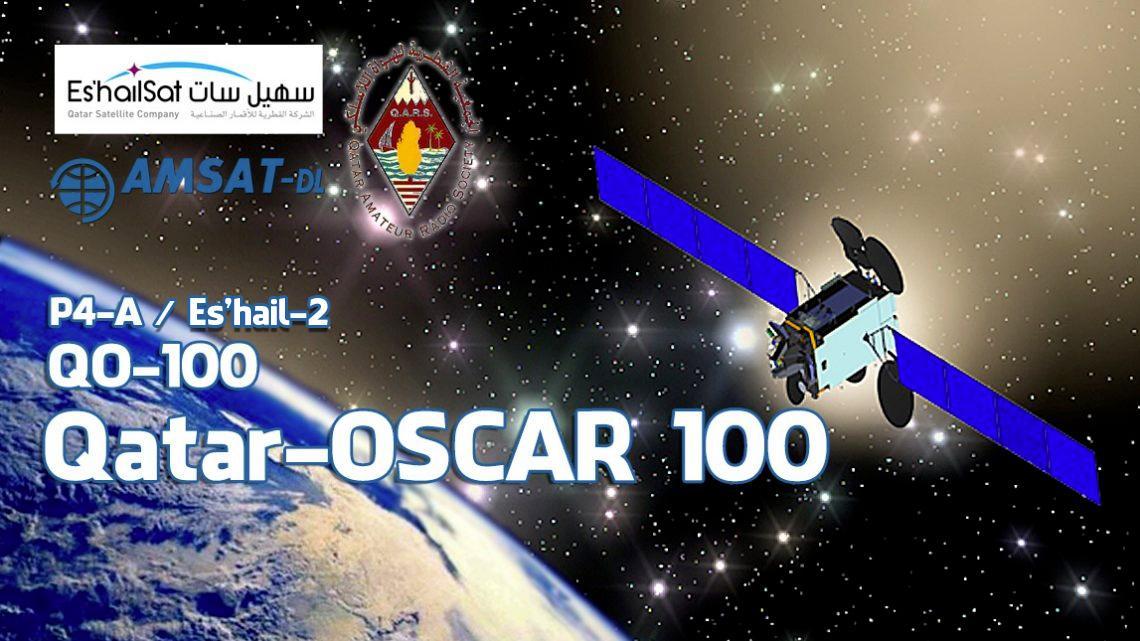 Qatar-OSCAR 100 (QO-100)