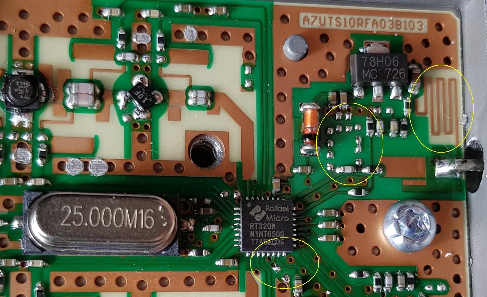 c band lnb circuit diagram the new amsat dl qo 100 downconverter v3d amsat germany  amsat dl qo 100 downconverter v3d